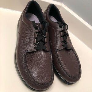 SAS Tripad Comfort Brown Lace Up Shoes Size 10 N